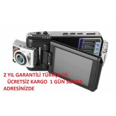 Araç kamerası Full HD DVR Dijital 12.00 megapiksel